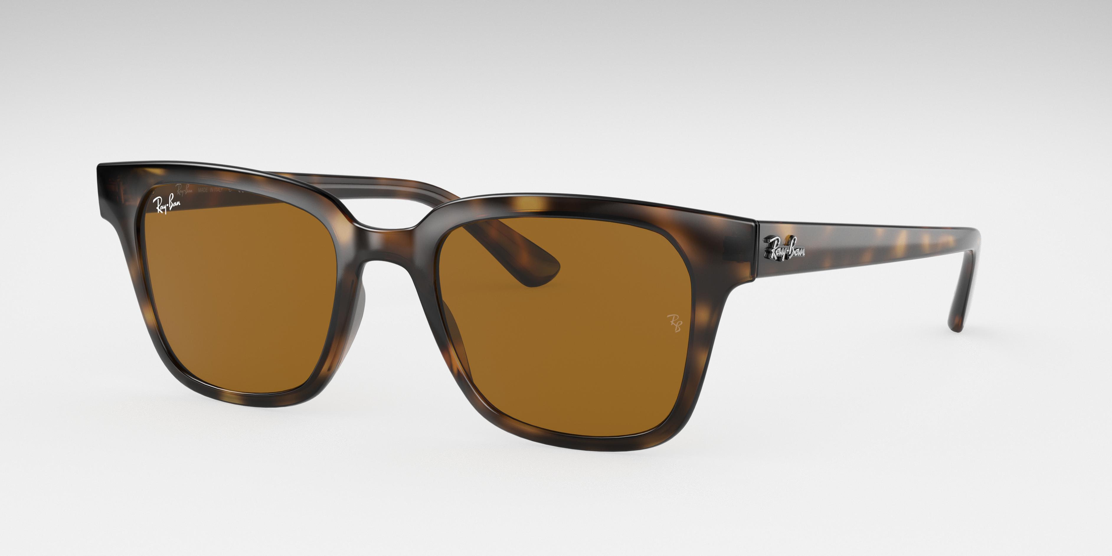Ray-Ban Rb4323 Tortoise, Brown Lenses - RB4323