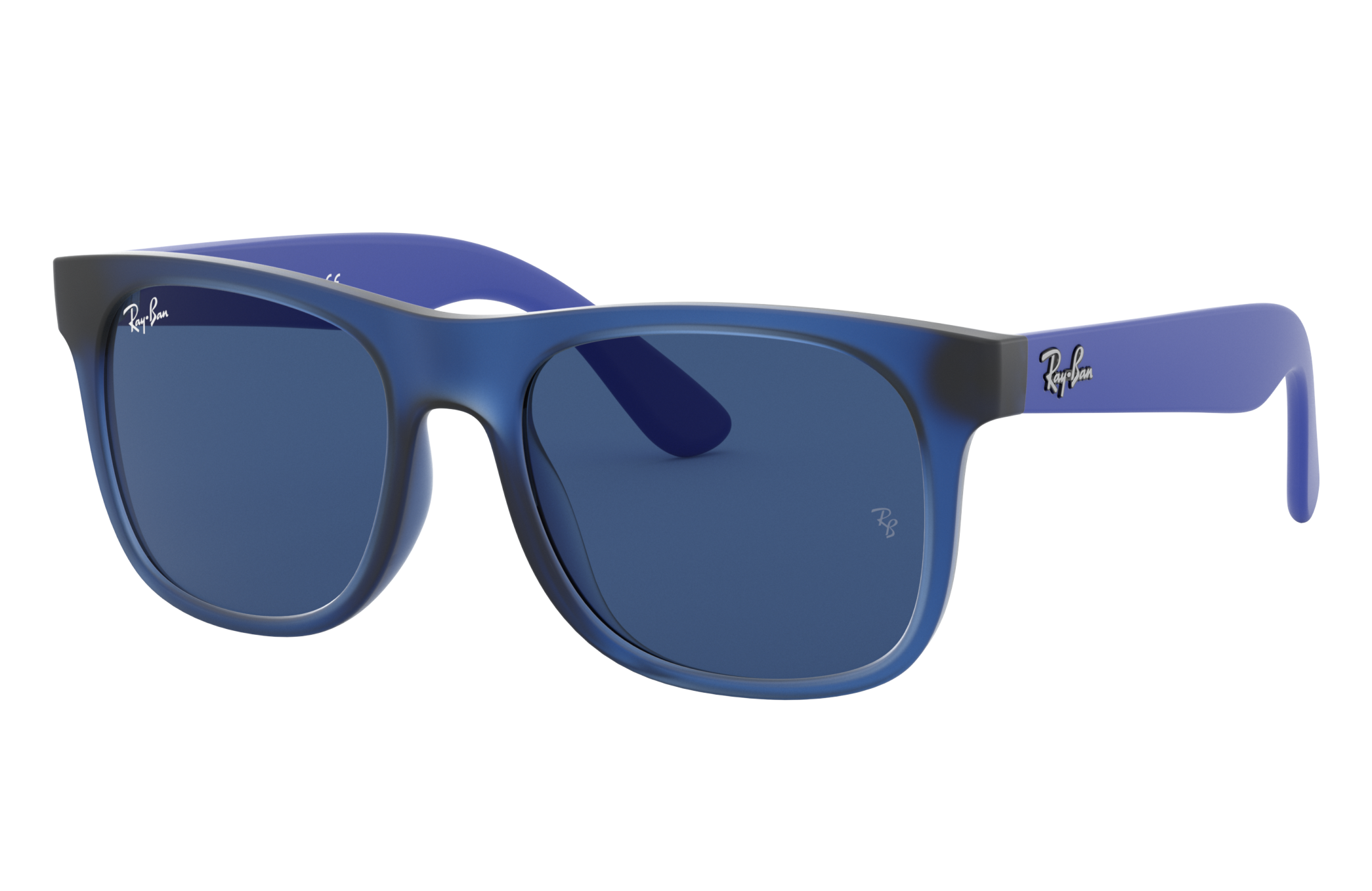 Ray-Ban Rj9069s Rubber Blue, Blue Lenses - RJ9069S
