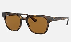 Ray-Ban RB4323F 710/83 51-20 RB4323F(JPフィット) ハバナ 新作サングラス