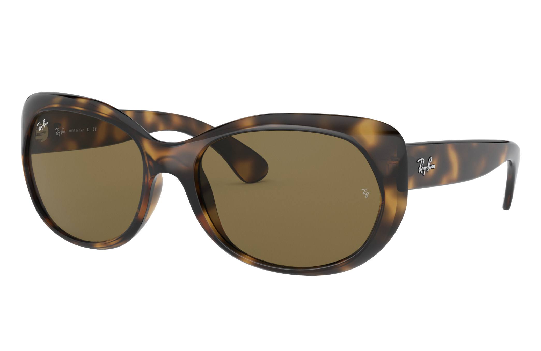 Ray-Ban Rb4325 Tortoise, Brown Lenses - RB4325