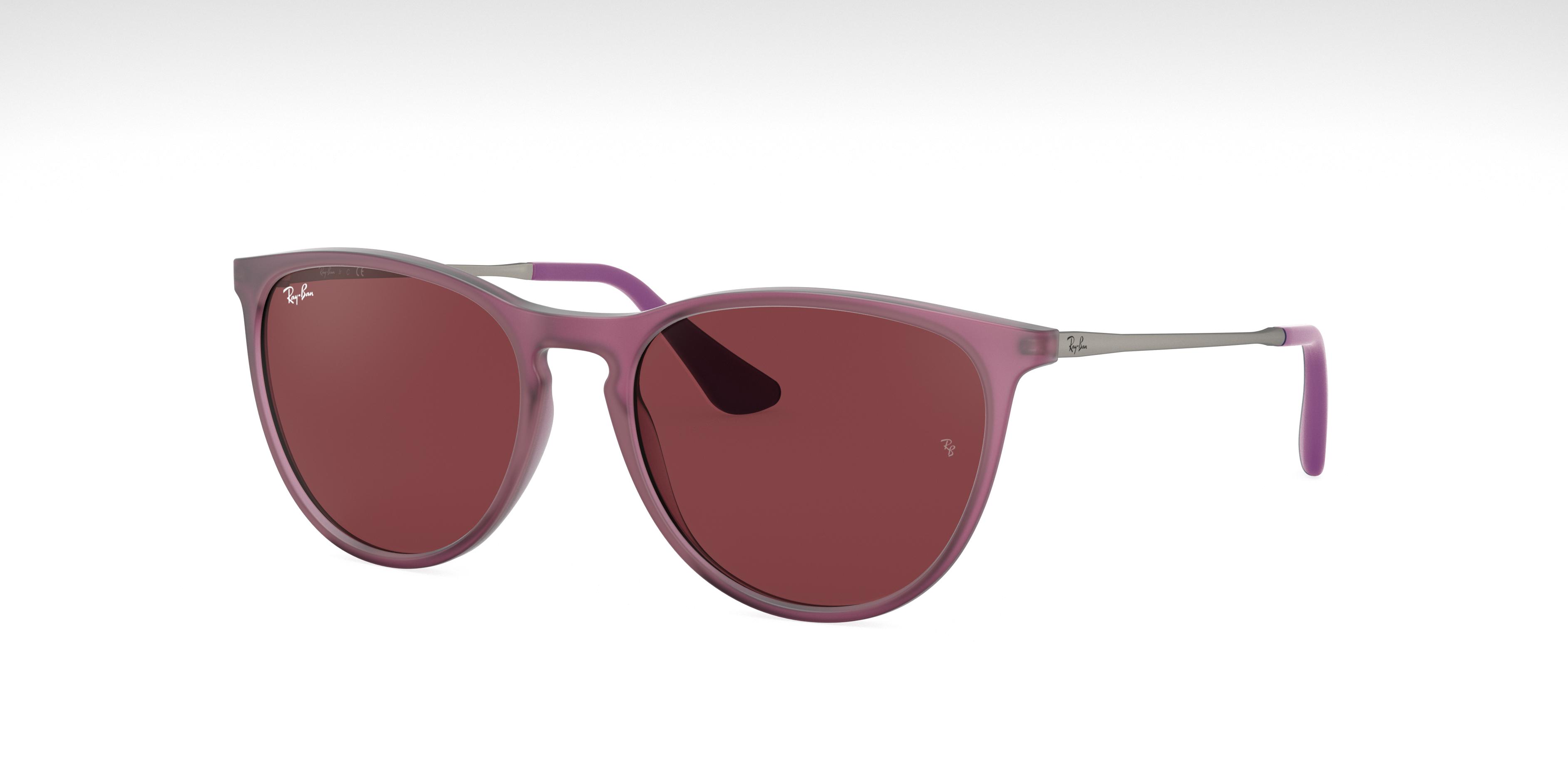 Ray-Ban Izzy Silver, Violet Lenses - RJ9060S