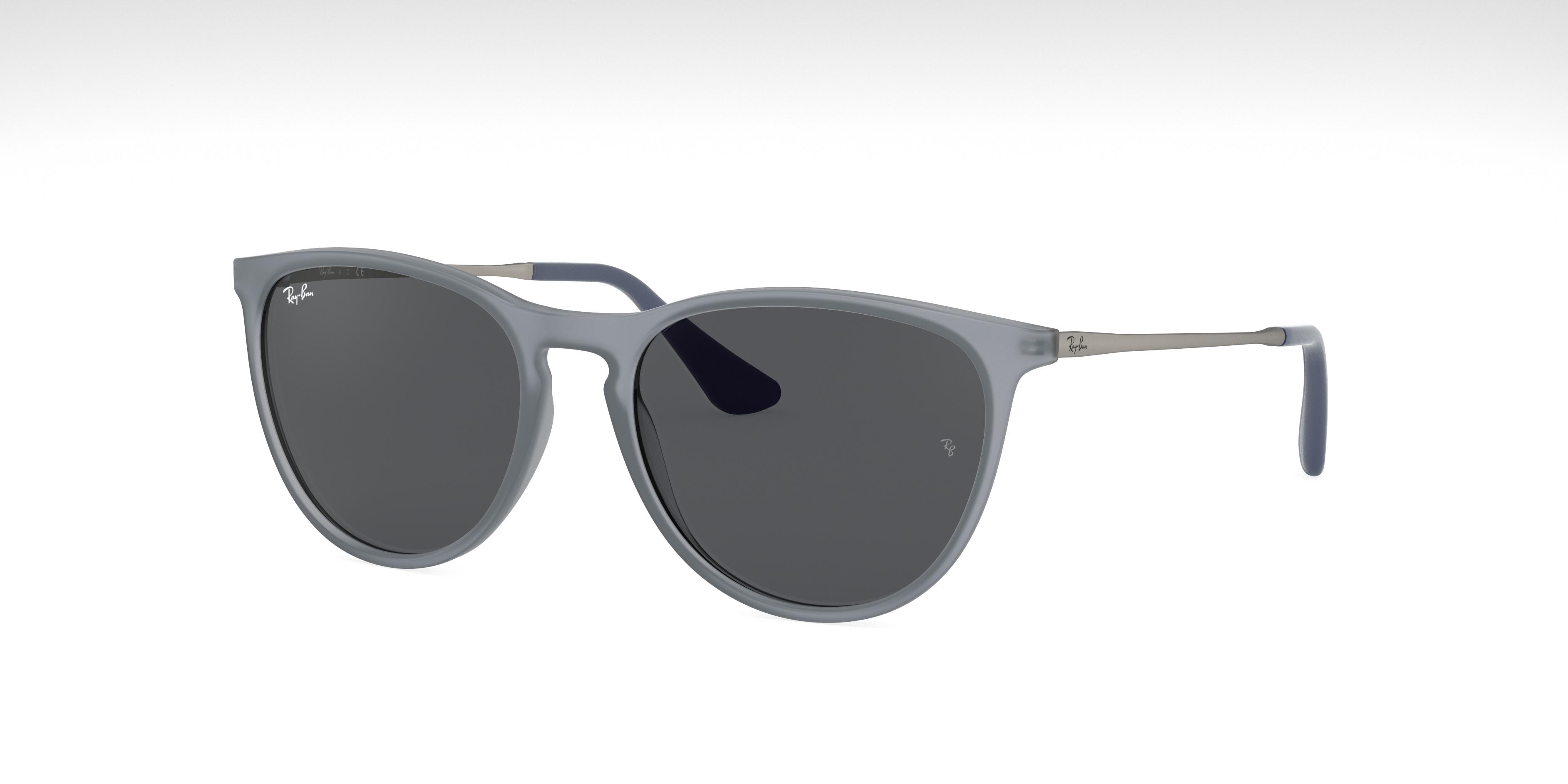 Ray-Ban Izzy Silver, Grey Lenses - RJ9060S