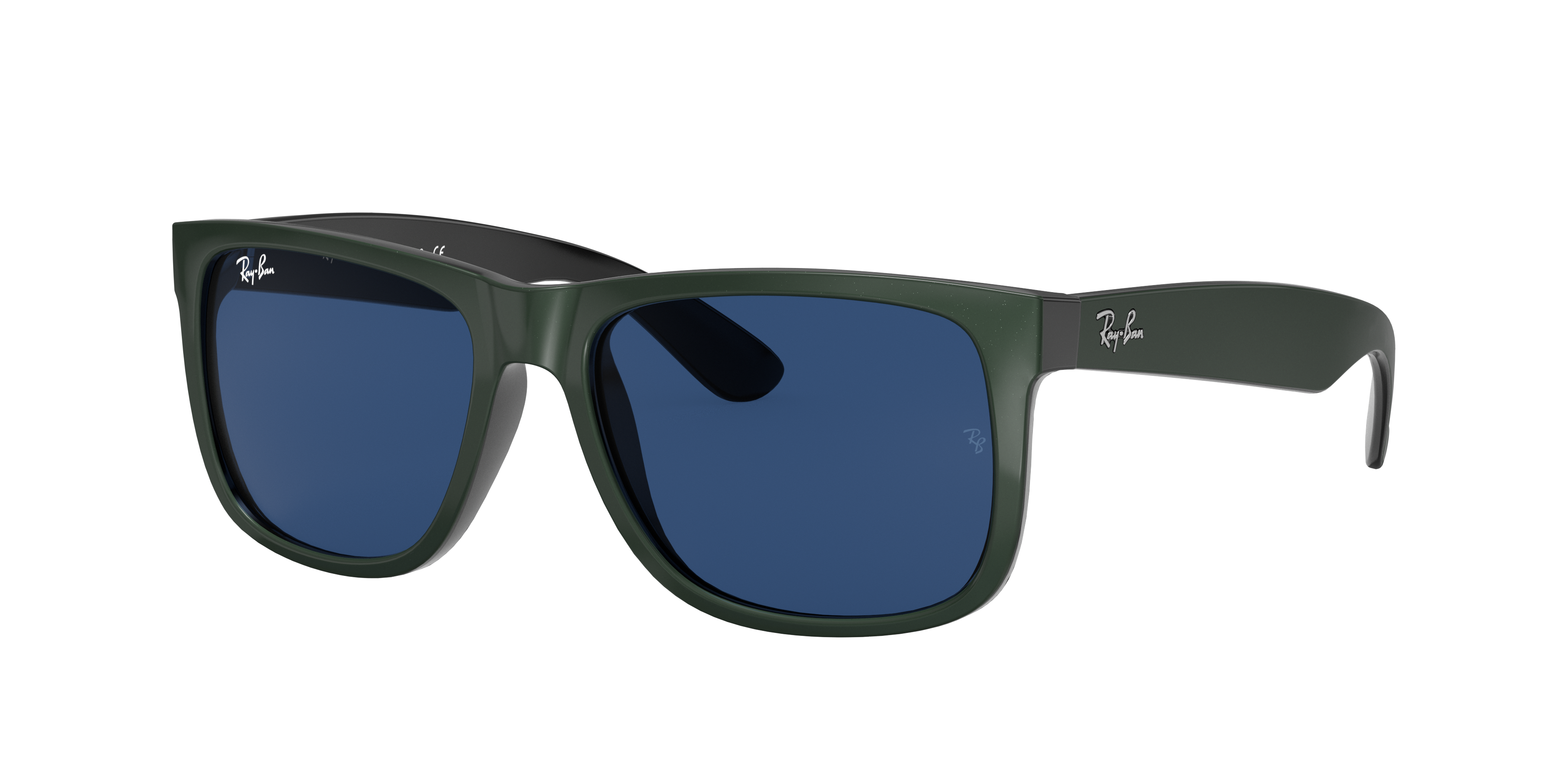 Ray-Ban Justin Color Mix Green, Blue Lenses - RB4165