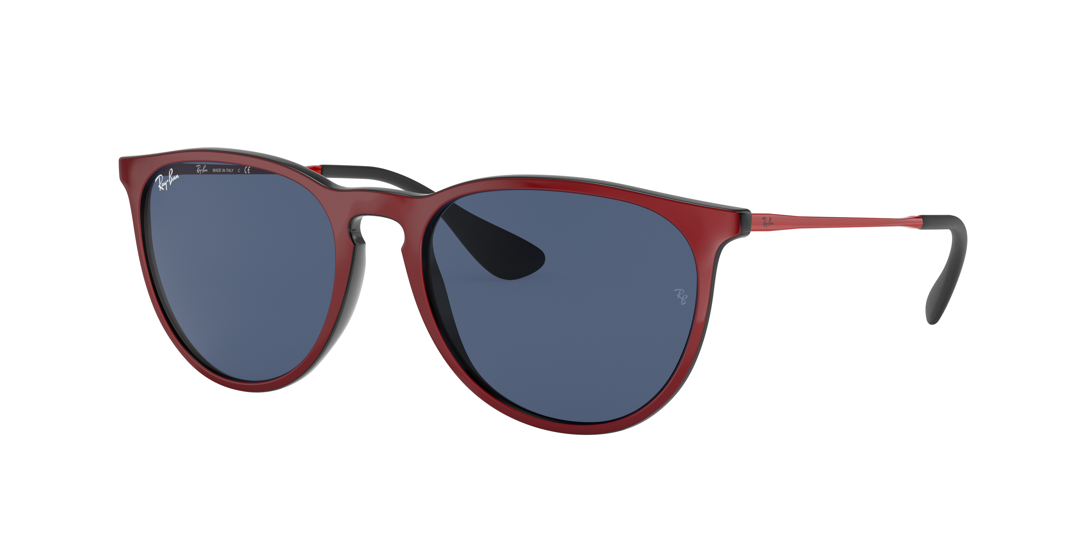 Ray-Ban Erika Color Mix Red Metal, Blue Lenses - RB4171