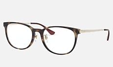 Ray-Ban RX7179D 2012 54-18 RX7179D(アジアエリア限定) ハバナ 新作メガネ