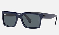 Ray-Ban RB2191F 1321R5 55-18 INVERNESS(JPフィット) ブルー 新作サングラス