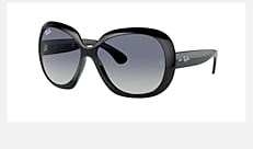 Ray-Ban RB4098 601/4L 60-14 JACKIE OHH II LIMITED EDITION ブラック 新作サングラス